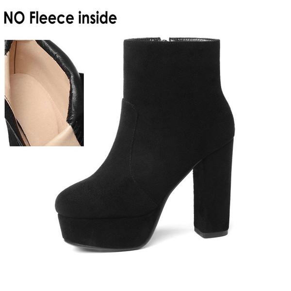 black-no fleece