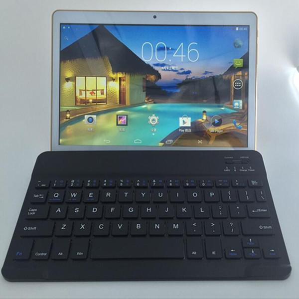 Универсальная Тонкая Портативная Мини Беспроводная Bluetooth-клавиатура для Apple iPhone iPad iOS Android Система Смартфон Планшетный Ноутбук