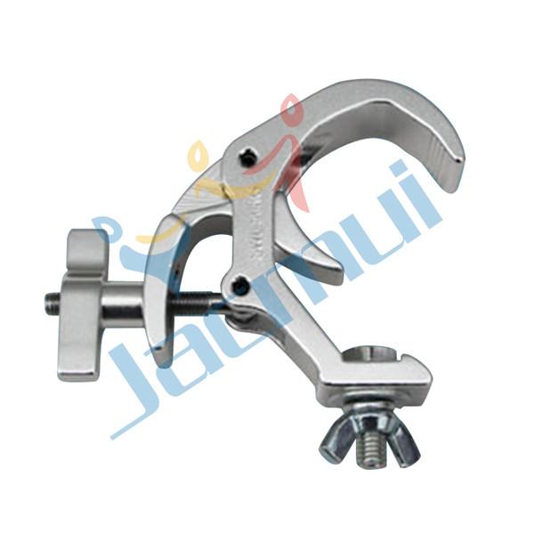 L'étape professionnelle de 10pcs 48-51mm allume le clamp de botte d'alliage d'aluminium pour le chargement de 50kg
