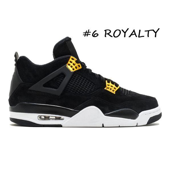 #6 ROYALTY