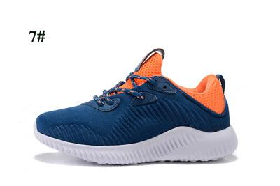 Kids Running shoes composite top antishock antiskid sole 9 colors Eu28-35 Low prices good quality Doing reliable orders