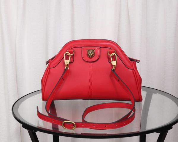 Горячая продажа новый стиль хорошее качество кожа 29 см женщины BELLE модный бренд Тигр глава украшения дамы известные сумки роскошные сумки на ремне