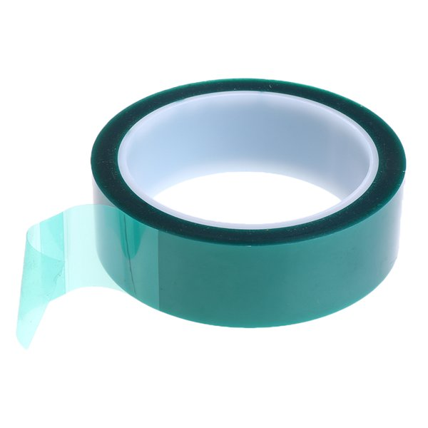 top popular High Temperature Heat Resistant Insulation Adhesive Electrical Tape 30mm 2021