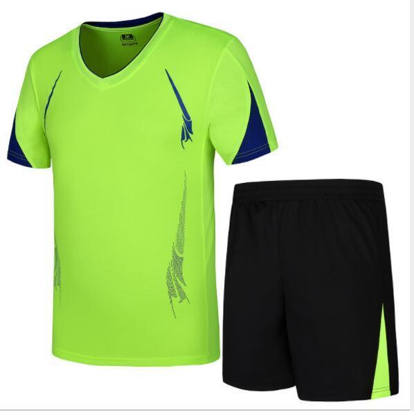 Survêtement Designer Pour Hommes Sportswear Mode Hommes Costumes À Manches Courtes Pull Casual Jogger Pantalon O-Cou Vêtements 5 Couleurs M-7XL