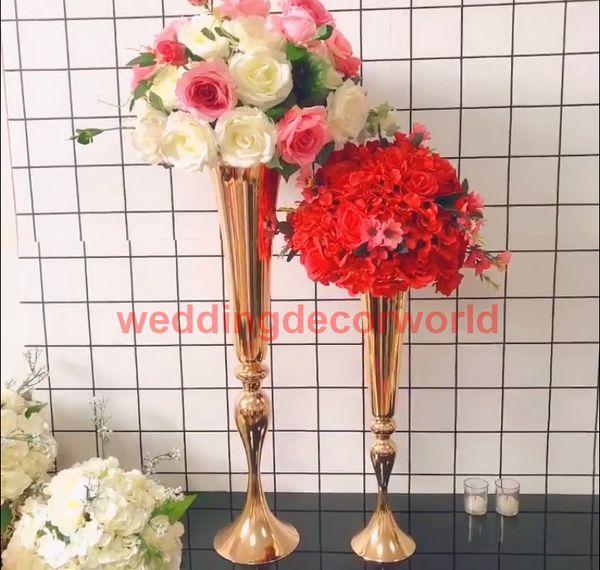 handmade wedding decoration no crystal aisle pillar for wedding,non crystal walkway wedding lead road decor 156