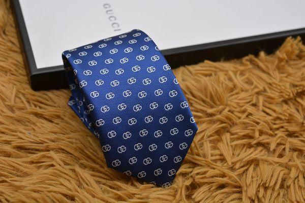 Homens de alta qualidade gravata terno de negócio profissional Moda gravata jacquard tarja Gravata clássica