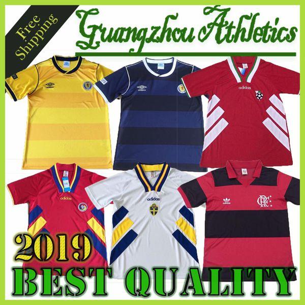 Retro Version 1996 maglie da calcio retrò maglia da calcio finale calcio Giggs SCHOLES Beckham RONALDO 98 99 CANTONA KEANE nero 1994 08 90