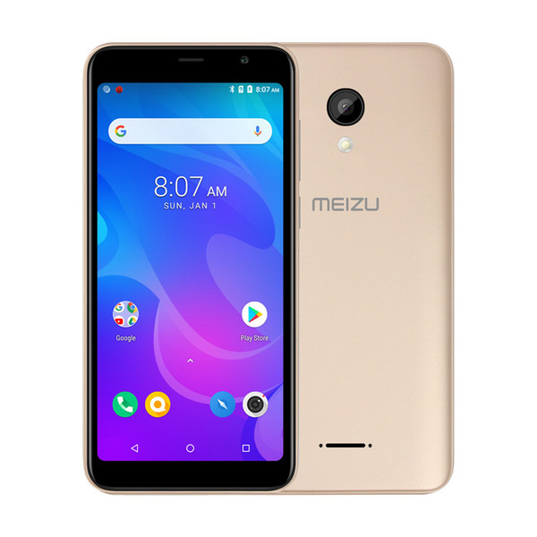 MEIZU C9 Pro Unlocked Cell Phone 5.45 Inch Fast Charging 3GB RAM 32GB ROM Double 13MP Cameras Android Cheap Smart Phone