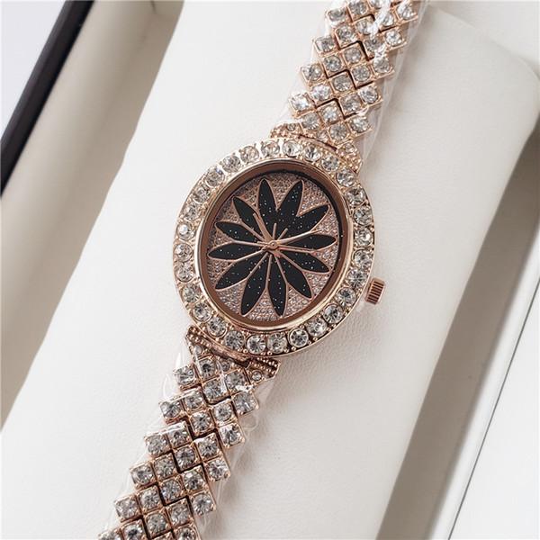 Relógios de luxo Mulheres Relógio M Diamantes Dial Band numerais Romanos Relógios De Quartzo Para Senhoras Das Mulheres Designer de Relógios frete grátis
