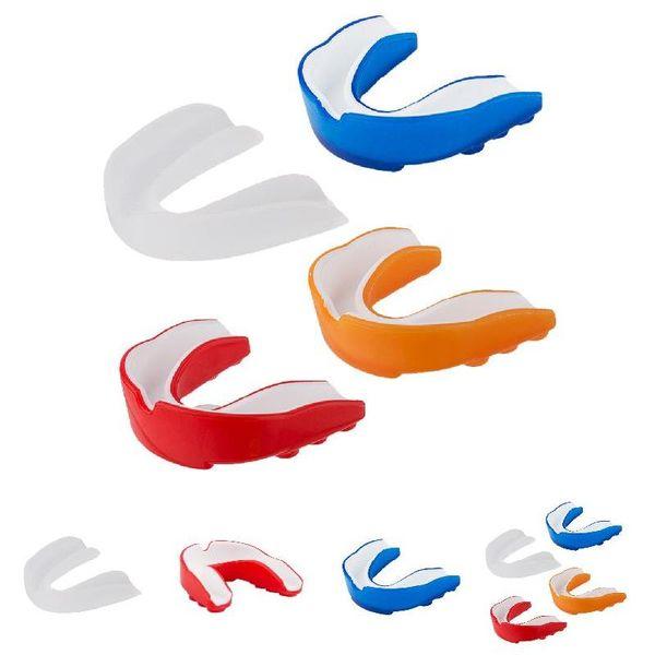 Высокое качество взрослого Mouth Guard силикона зубов протектор Mouthguard для бокса Спорт Футбол Баскетбол Хоккей Каратэ Муай Тай