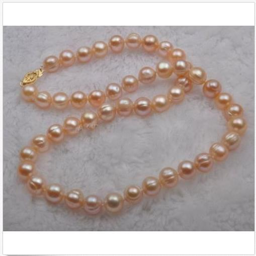 """NEW Baroque 18/"""" 13-12 MM SOUTH SEA NATURAL black PEARL NECKLACE 14K GOLD CLASP"""