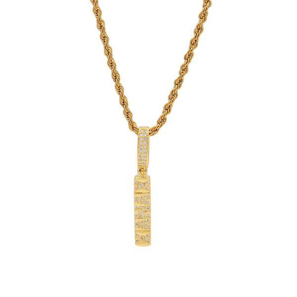 سلسلة الذهب الكوبي 18 بوصة