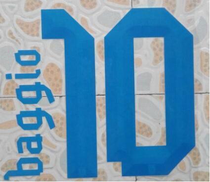 #10 BAGGIO