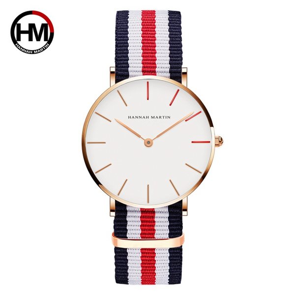 Japanese movement men and women waterproof creative students trend quartz watch new manufacturers direct sales watches