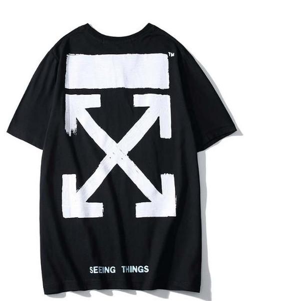 Brand T-Shirts Summer Men Short Sleeve cotton Modal women Tops