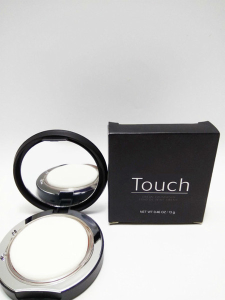 Beste Qualität !! Younique Pulver Foundation Make-up Textmarker Touch Mineral Foundation Touche Eclat Primer Gesicht Stick mit Hauch