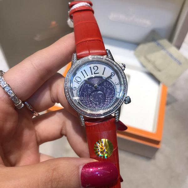 Red bracelet de montre