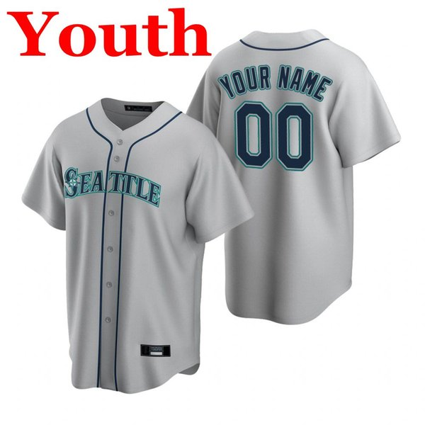 Youth 2020 Cool Base Gray