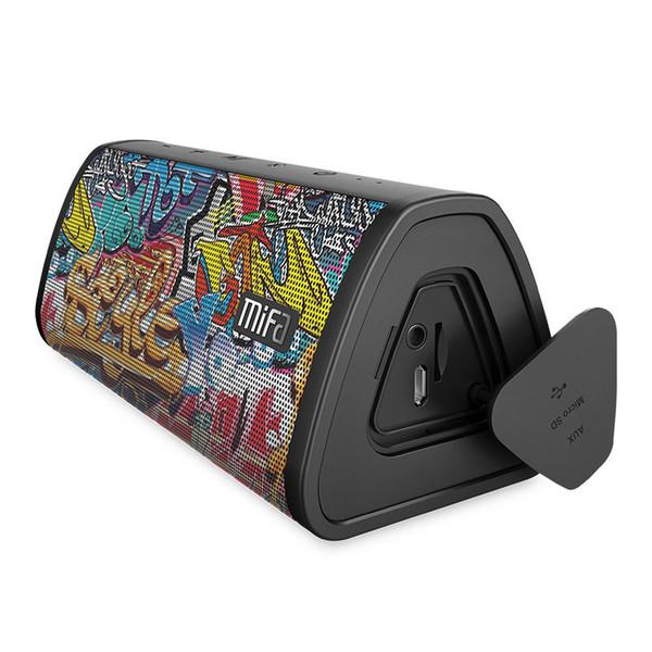 Mifa Portable Bluetooth Speaker Portable Wireless Loudspeaker Sound System 10w Stereo Music Surround Waterproof Outdoor Speaker T190704