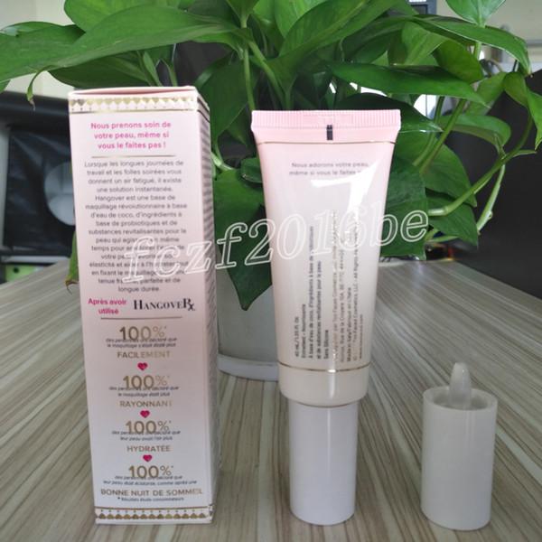 cosmetico HANGOVER PRIMER nutriente proattivo nutriente riempitivo con rivestimento senza silicone 40 ml Foundation Primer spedizione gratuita