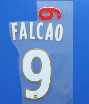 White Gold #9 FALCAO