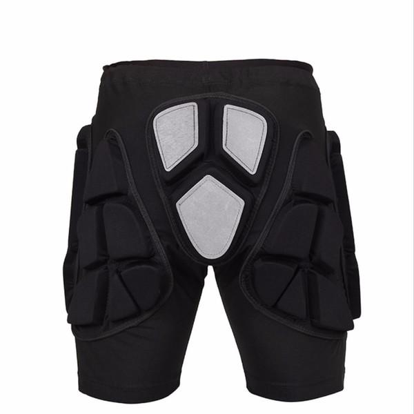 Brand New 2.2cm Thickening EVA Padded Hip Protective Shorts Outdoor sport Ski Skateboard Snowboarding Butt Tailbone Protector