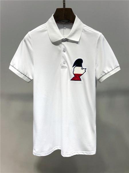 2020 Новые падать новую моду мужских высокого качества Bully собаки футболка США Размер футболку мужского ~ новый дизайнер короткого рукав футболка H4