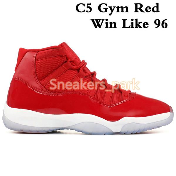 C5 Spor Salonu Kırmızı Galibiyet 96