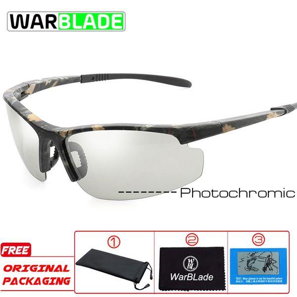 Polarize Fotokromik Bisiklet Gözlük Bisiklet Gözlük Açık Spor Bisiklet Güneş Gözlüğü Gözlük Gözlük Miyopi Ile Çerçeve # 168298