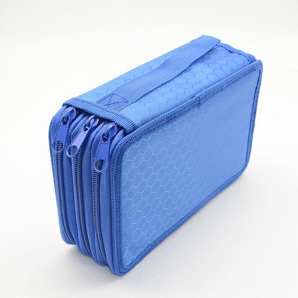 52 holes blue