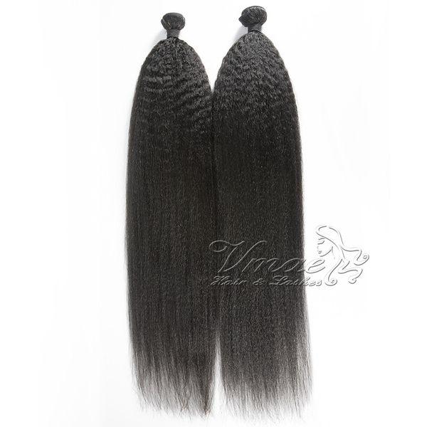 Оптовая класс 9А бразильский девы человеческих волос утка странный прямой 3 шт. Бразильские волосы переплетения пучки расширений