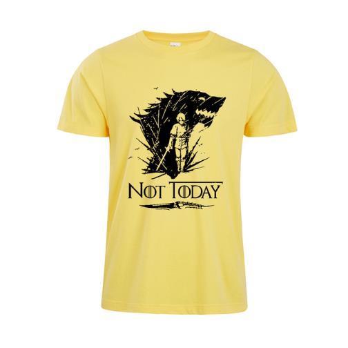 men yellow