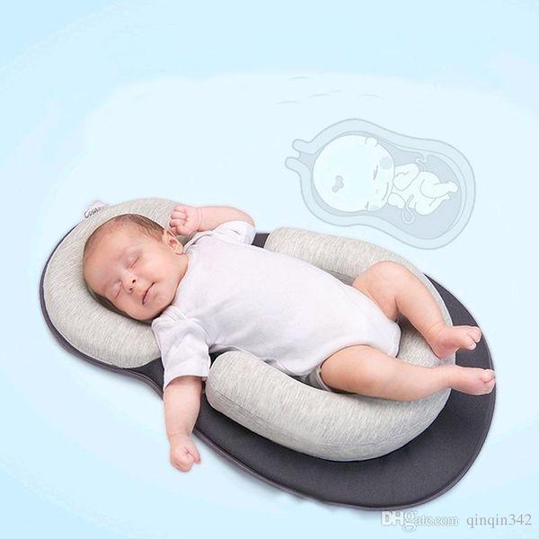 Taşınabilir Bebek Beşik Kreş Seyahat Katlanır uyku Yatağı Çantası Bebek Yürüyor Beşiği İşlevli güvenli karyolası Ç ...