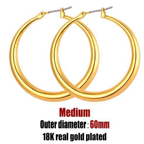 diâmetro 60mm de ouro