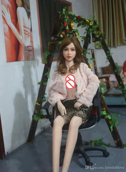 real silicone sex dolls robot japanese anime love doll realistic toys for men big breast 165cm sexy oral vagina adult life full