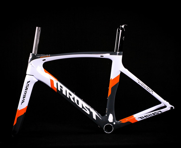 High Quality Carbon Road Frame China Carbon Frame with Fork Headset seat Post Clamp Road Bike Frame