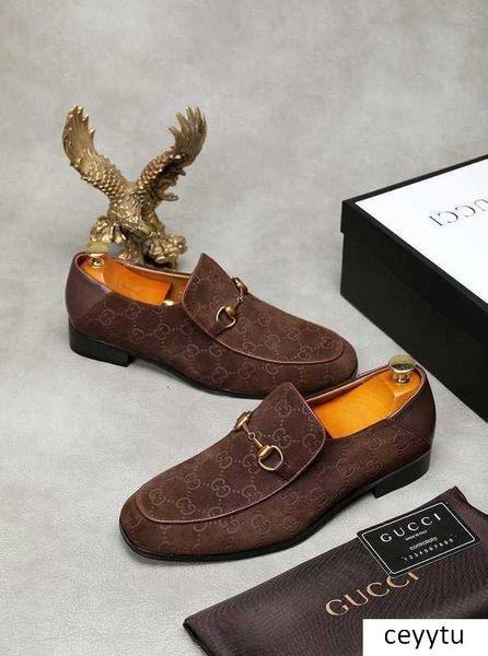 iduzi winter hot sale of new men s luxurious brand Peas shoes designers dress shoes driving shoes for men