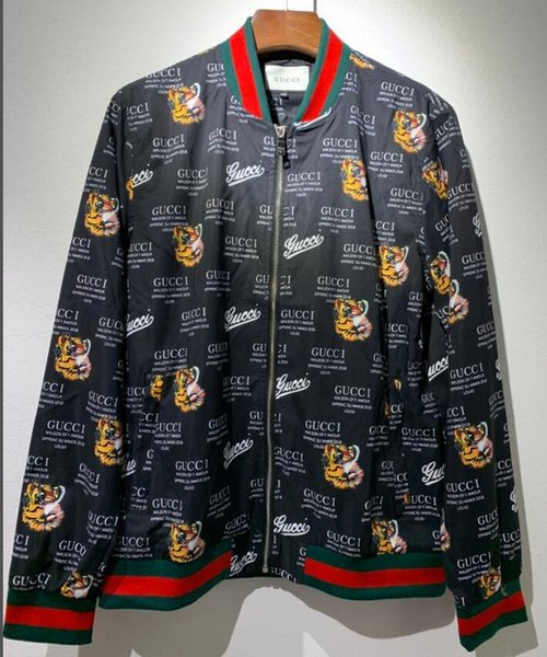 erkek giyim parti için sonbahar ve kış, lüks moda hattı için yeni yüksek kaliteli Avrupa ceket, BOYUT M ~ 3XL # 07