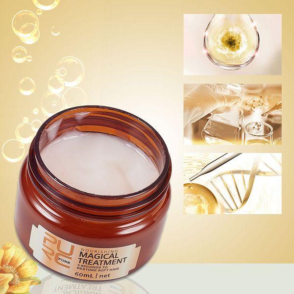 Hair Mask Woman Long Hair Deep Repair Moisturizing Supple And Comfortable Nourish Treatment Oil For Dry Hair