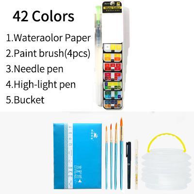 42 Colors set