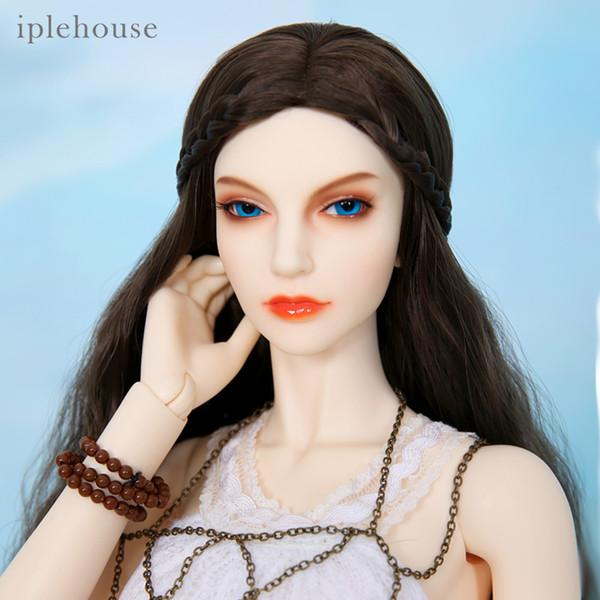Iplehouse BJD SD Doll IP Eid Carina / Rania/Bibiane/Jessica Body Model High Quality Resin Toys For Girls Best Birthday Gifts