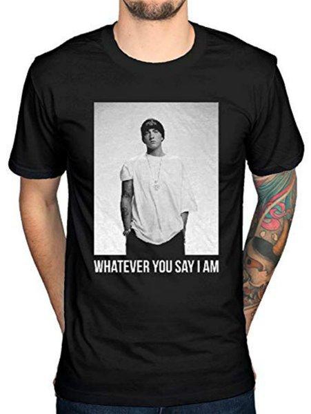 NE OLDUĞUNU SUNMAK NE OLDUĞUNU Rahat Kısa kollu saf Pamuk Giyim Rahat yaka Adam Moda Tasarım T-shirt