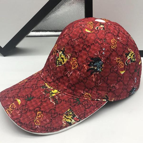 Erkekler Tasarımcı Şapka Beyzbol Şapkası Tasarımcı G Şapka Erkekler Kadınlar Tasarımcı G Ünlü Kutusu Ile Renkli Snapbacks Şapkalar Caps