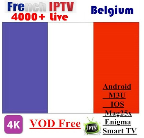 best selling IPTV Abonnement Europe Iptv France UK Spain USA CA iptv subscriptions Channels for M3U Smart TV Android Enigma2 MAG 6000+ Live 3000+ VOD
