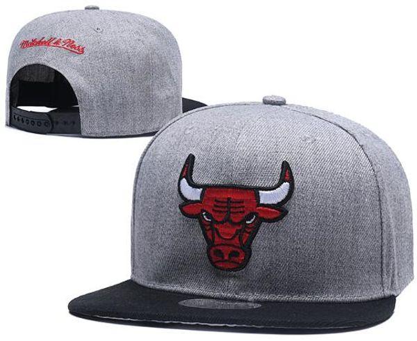 Chi-cago 1 cappello della rosa James Cappelli Los Angeles uomo Basketball Hat Donne snapback LA piatto all'orlo Cap strapback cappello di marca del ricamo Cap Tide 18