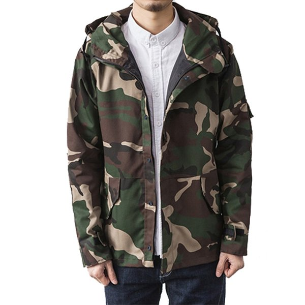 2018 new arrival mens casual camouflage jacket style men camo jackets and coats man tactical outerwear size m-xxl thumbnail