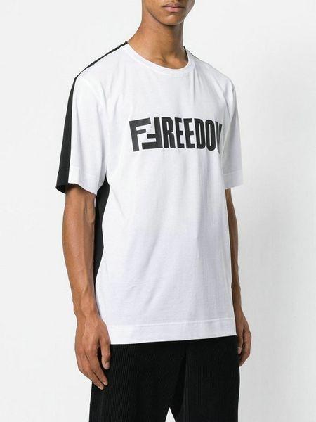 2019 новая пара высокого качества дна летняя футболка с короткими рукавами 05 #
