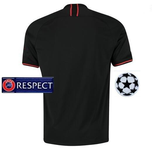 Away + Champions league patches
