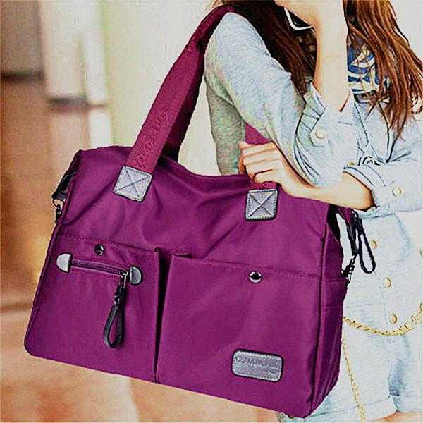 2019 Vintage Luxury Designer Handbags Women Canvas Shoulder Bags High Quality Casual Cross Body Bags 6469749748