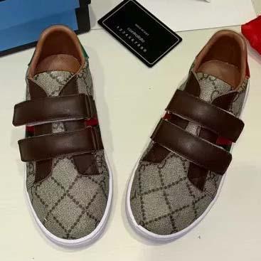 Com caixa de melhor qualidade crianças shoes sapatilhas sapatos casuais formadores sapatos de moda para crianças frete grátis por toy99 kq1605 7-16